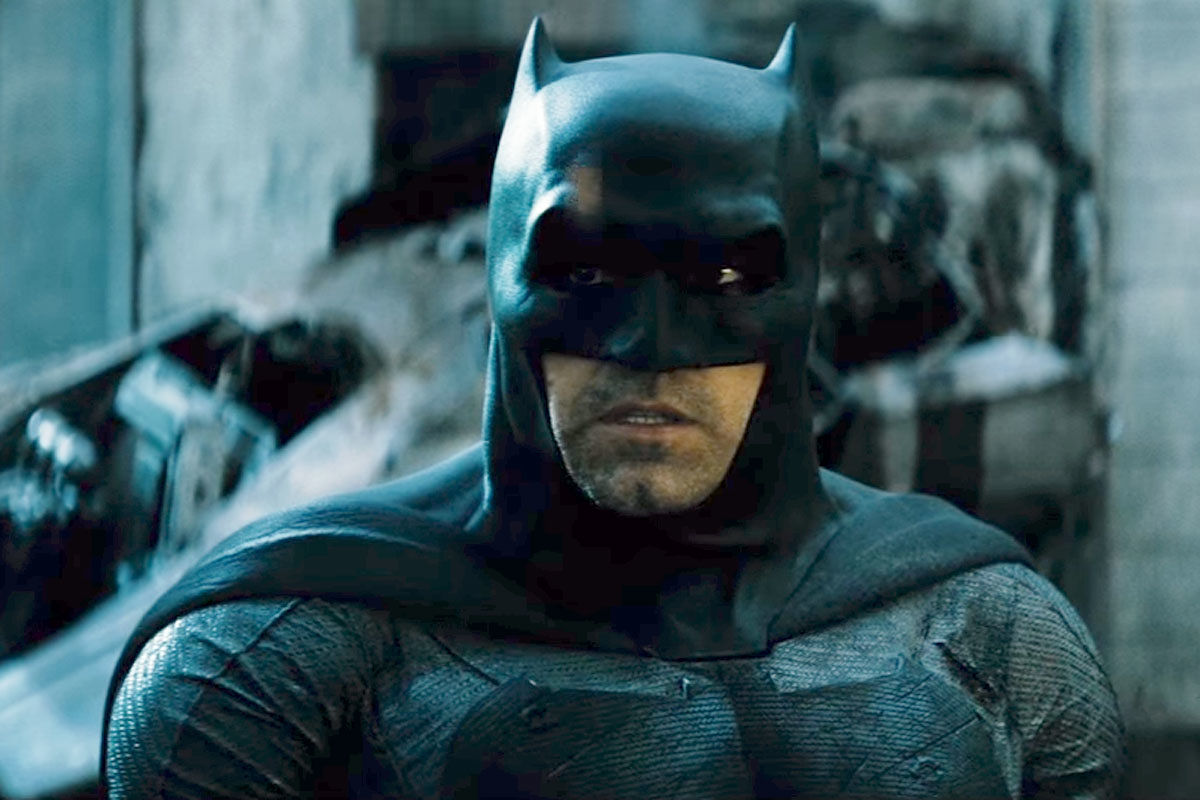 Has any actor embraced a role the way Affleck has Batman? The answer is no.