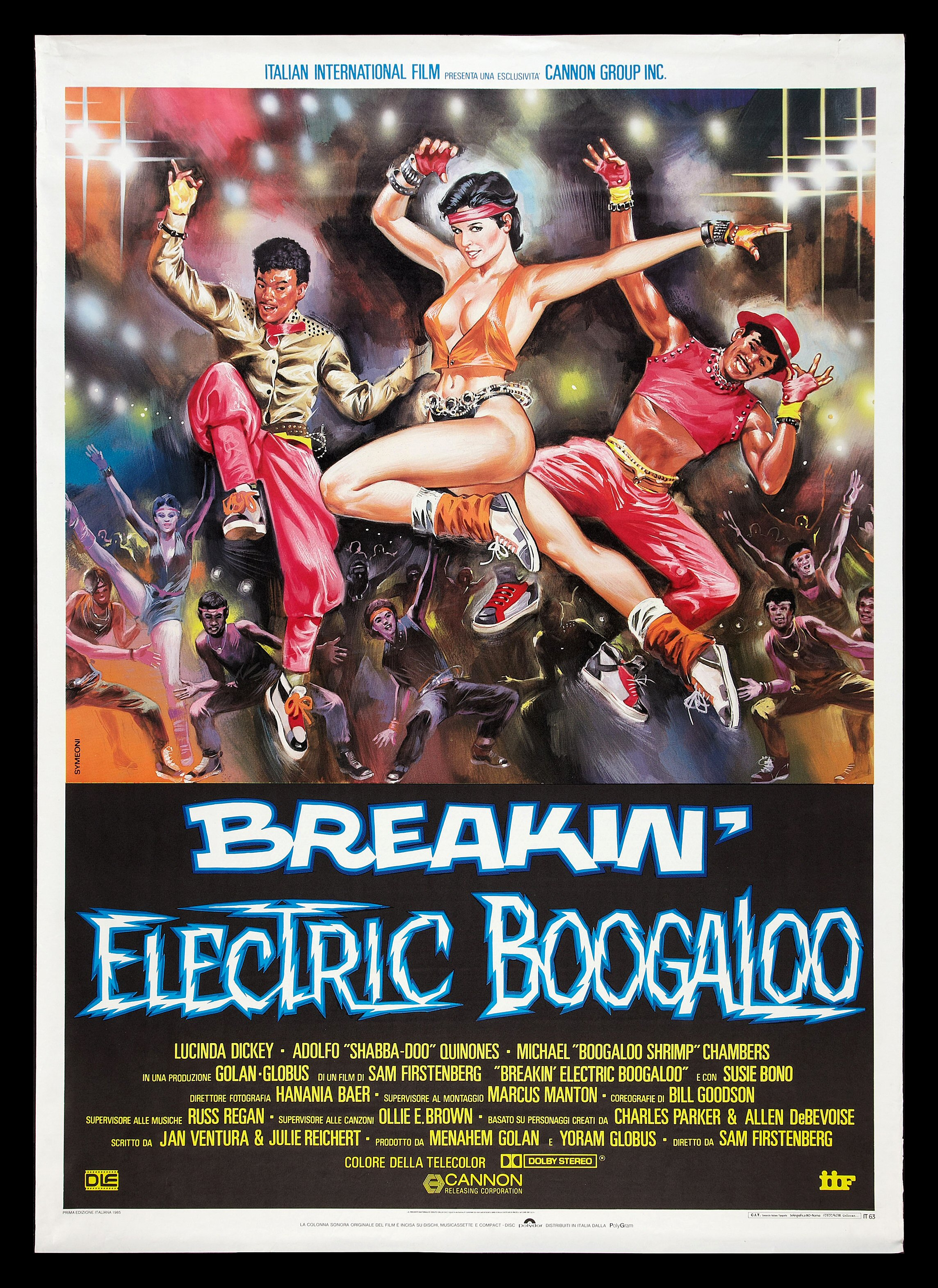 """Electric Boogaloo was the """"Money Never Sleeps"""" of its time."""