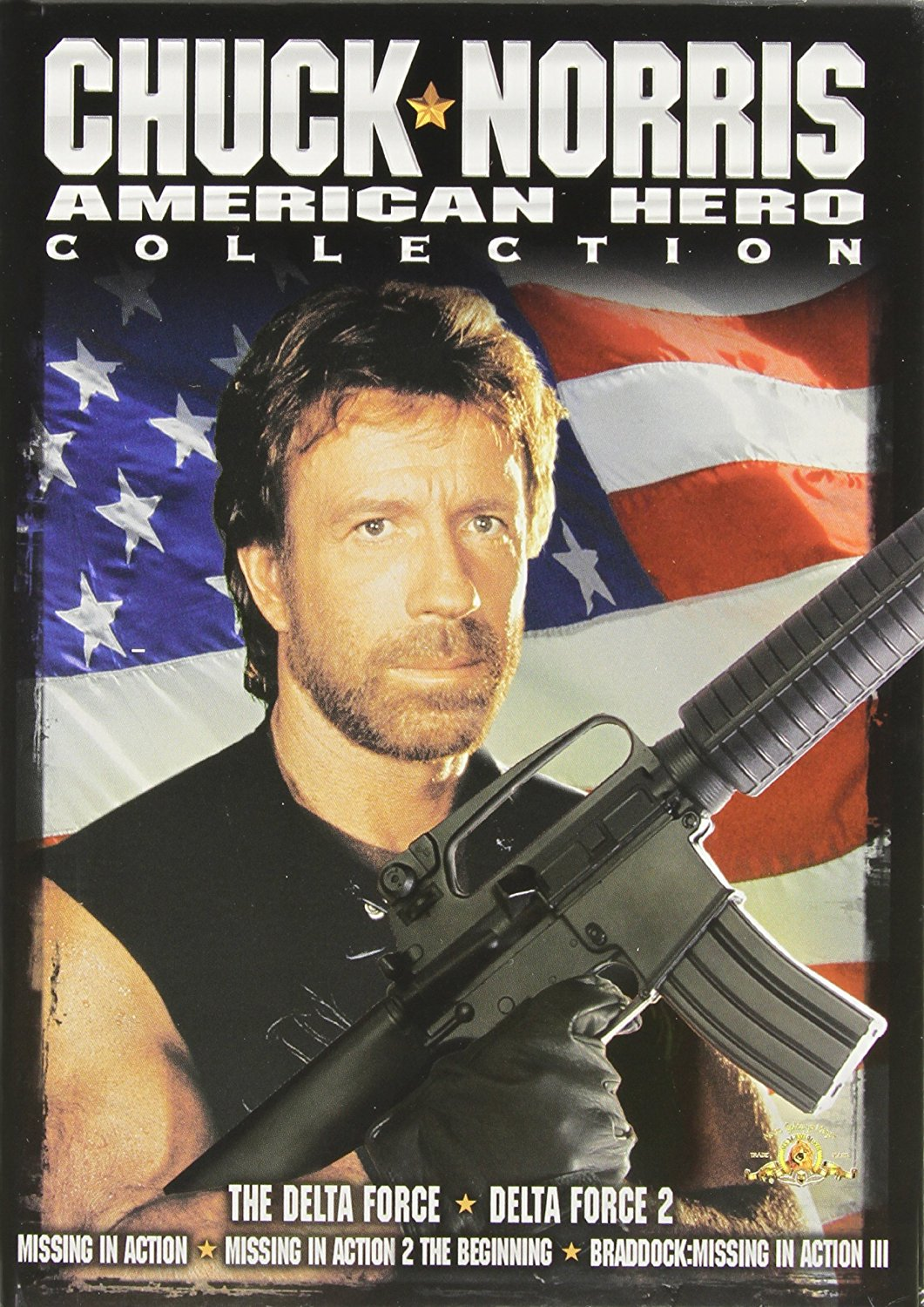 Disclaimer: Norris not actually an American hero