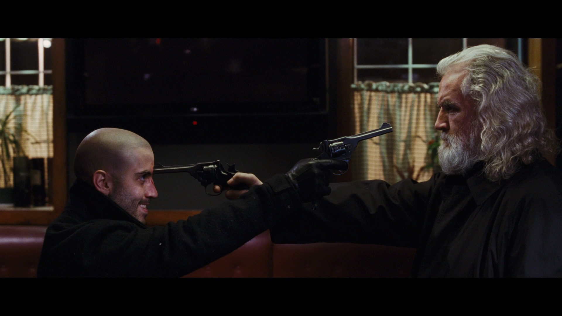 If you enjoy movies where people point guns at each other, BOOM!  All Saint's Day  has got you covered.