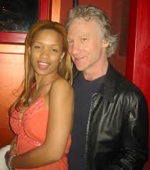 I'd probably read a tell-all about ex-boyfriend Bill Maher as well.
