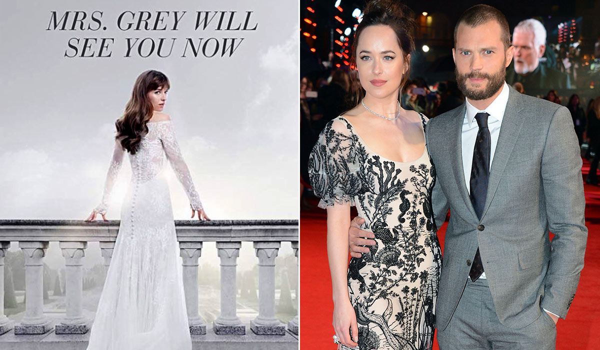 The explosive lack of sexual chemistry between the leads really comes through in the image on the right.