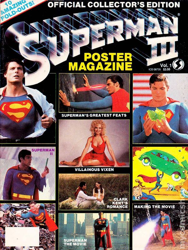 Hated the film. LOVED the poster magazine! #Weird