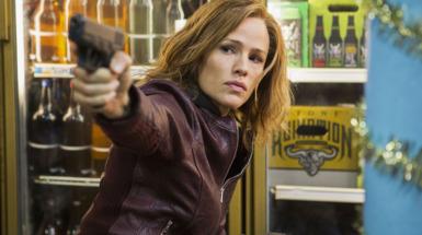 Jenny's got a gun!