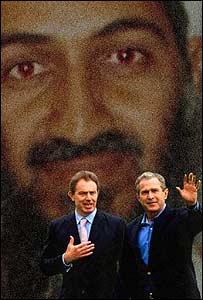 Thing about Bin Laden? He had a freakishly large head.
