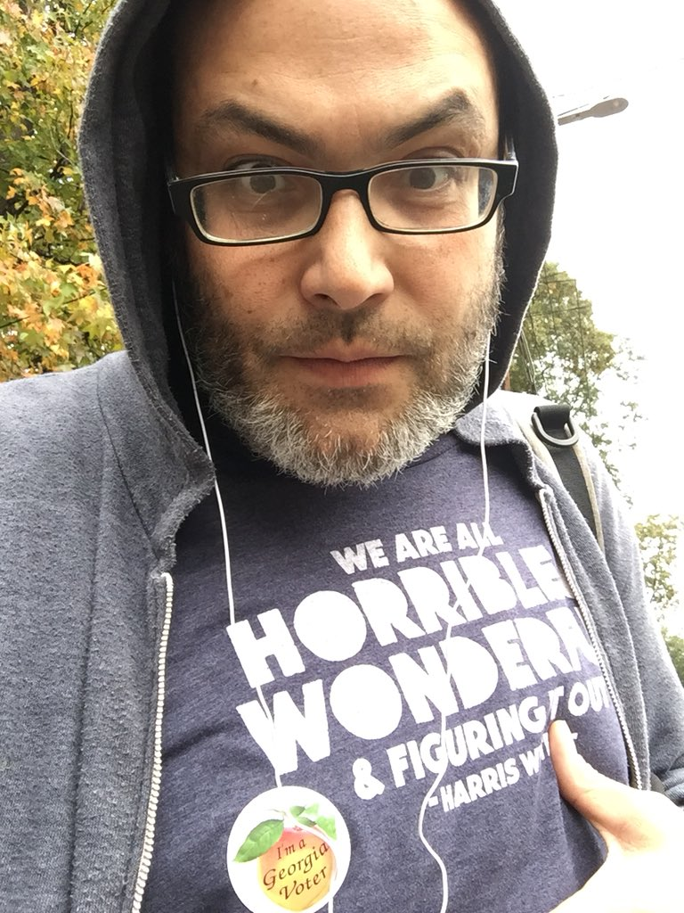 Get a load of this voting-ass motherfucker over here.