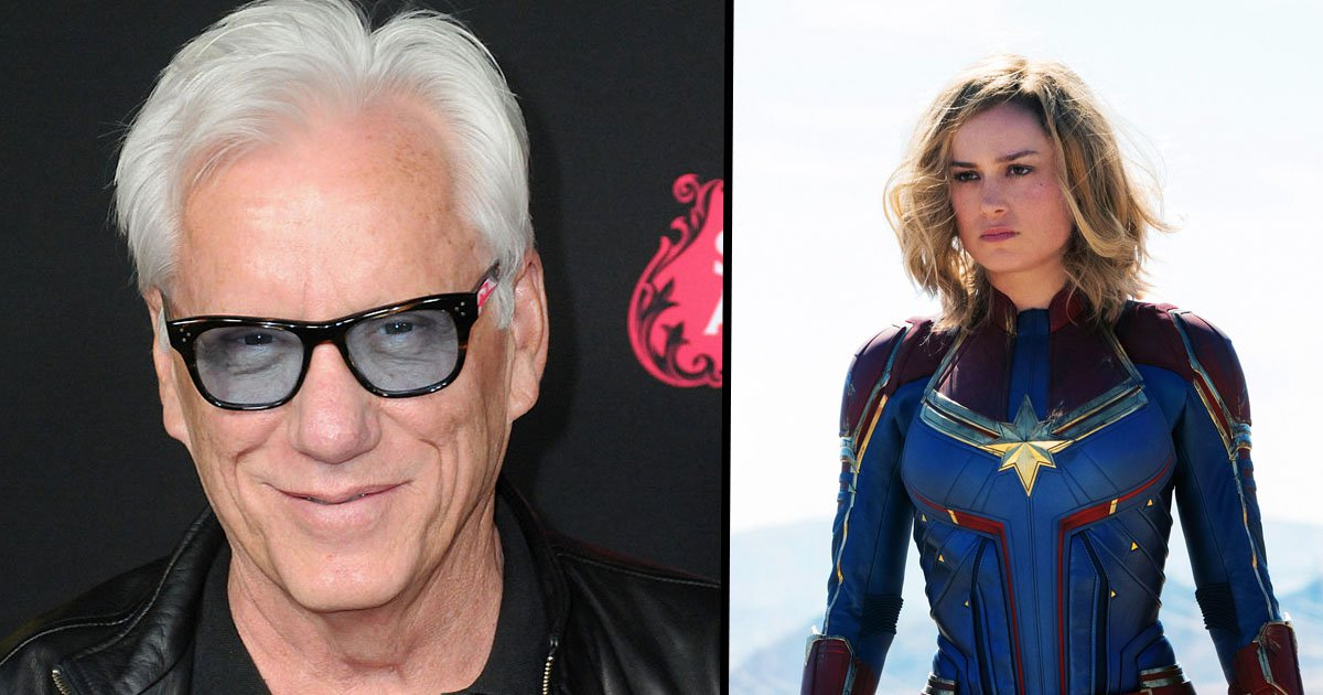 James Woods is protesting  Captain Marvel  for hating men. When has he ever been wrong?