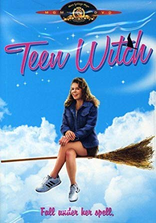 Fun fact: there are no brooms in this witch movie.