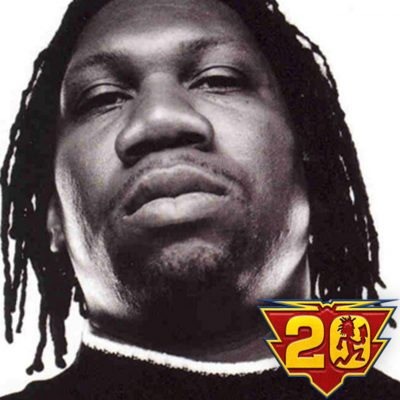 Who else will be there? Oh, I don't know: how about KRS-ONE!