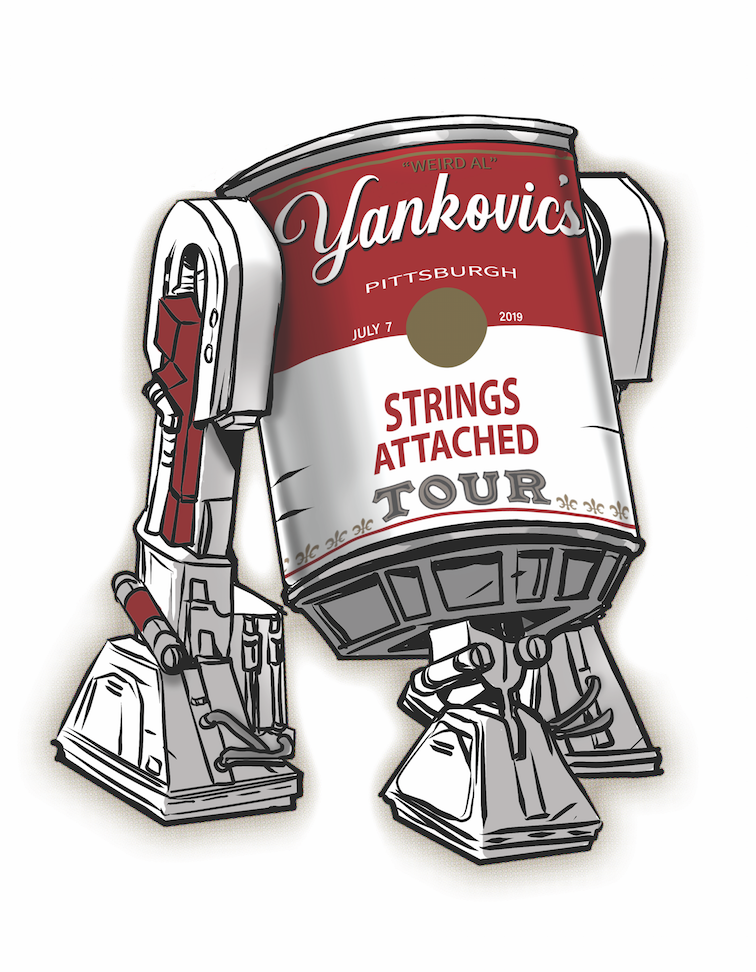 Weird Al String Attached Pittsburgh poster final.png