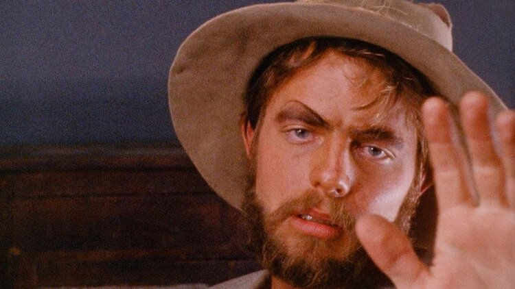 Touch Torgo's hand through the screen and let Torgo take you away!