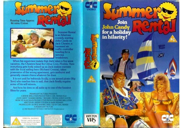 Rando Summer Rental 1985 Nathan Rabin S Happy Place