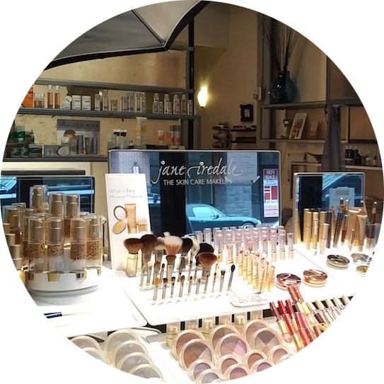 make up products urban beauty bar
