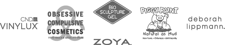 Nail Product CND Vinylux OCC BioSculpture Gel Zoya Piggy Paint Deborah Lippmann