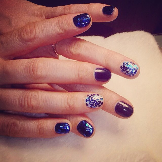 Foil Nails, Nail Art, Best Manicures in Bend