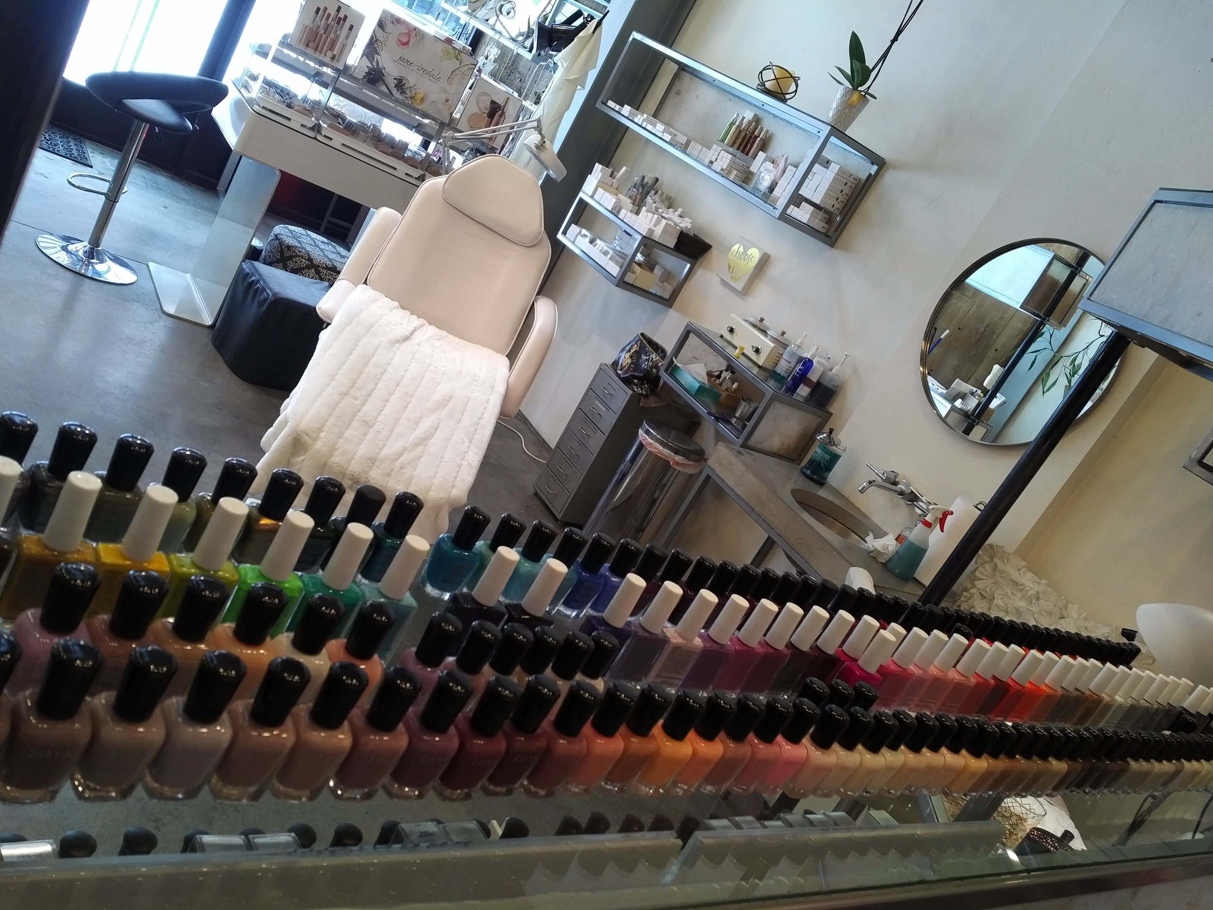 Best of, Best Colors in Bend, Oregon, Most Color Selection, Best Color Selection, Deborah Lippmann, Zoya, Bio Sculpture Gel, Bio Nails, BioSculpture, Dazzle Dry, OCC, Butter London, Natural Nails, 10 Free Nails, 5 Free Nails, 7 Free Nails, Best Mani in Bend Oregon, Best Mani, Voted Best Mani, Best Mani/Pedi, Best Mani Pedi, Best Nails in Bend, Oregon, Bulletin, Best Facials in Bend, Best Day Spa, Best Threading, Best Waxing, Best Makeup, Best Tanning, Bend Oregon, Voted Best