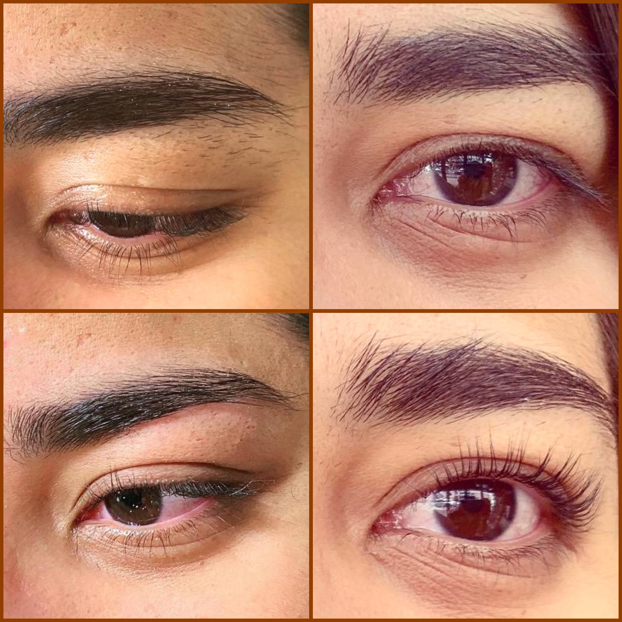 Threading Brows Lash Lift Thread Elleebana
