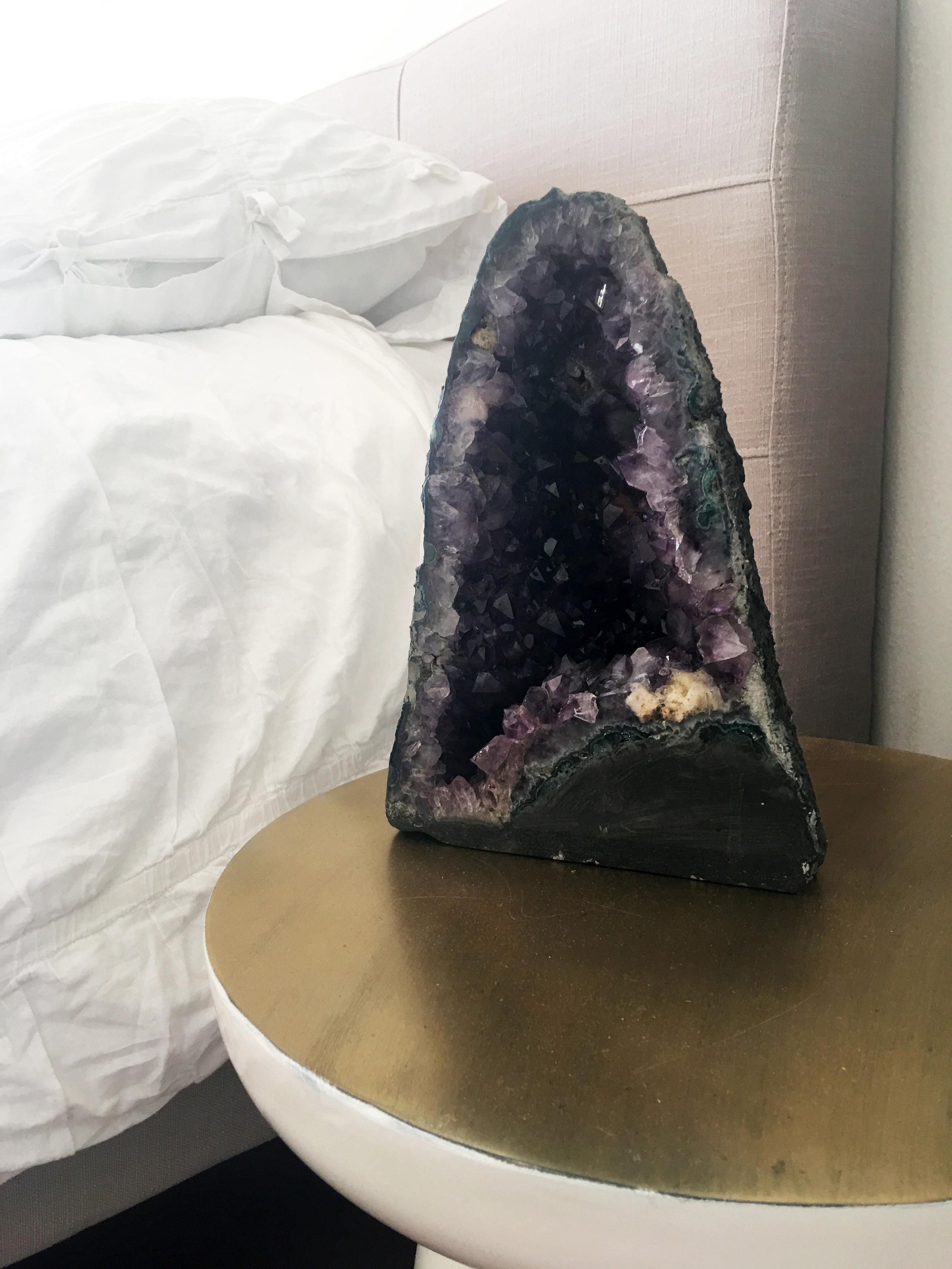 Amethyst from Tucson