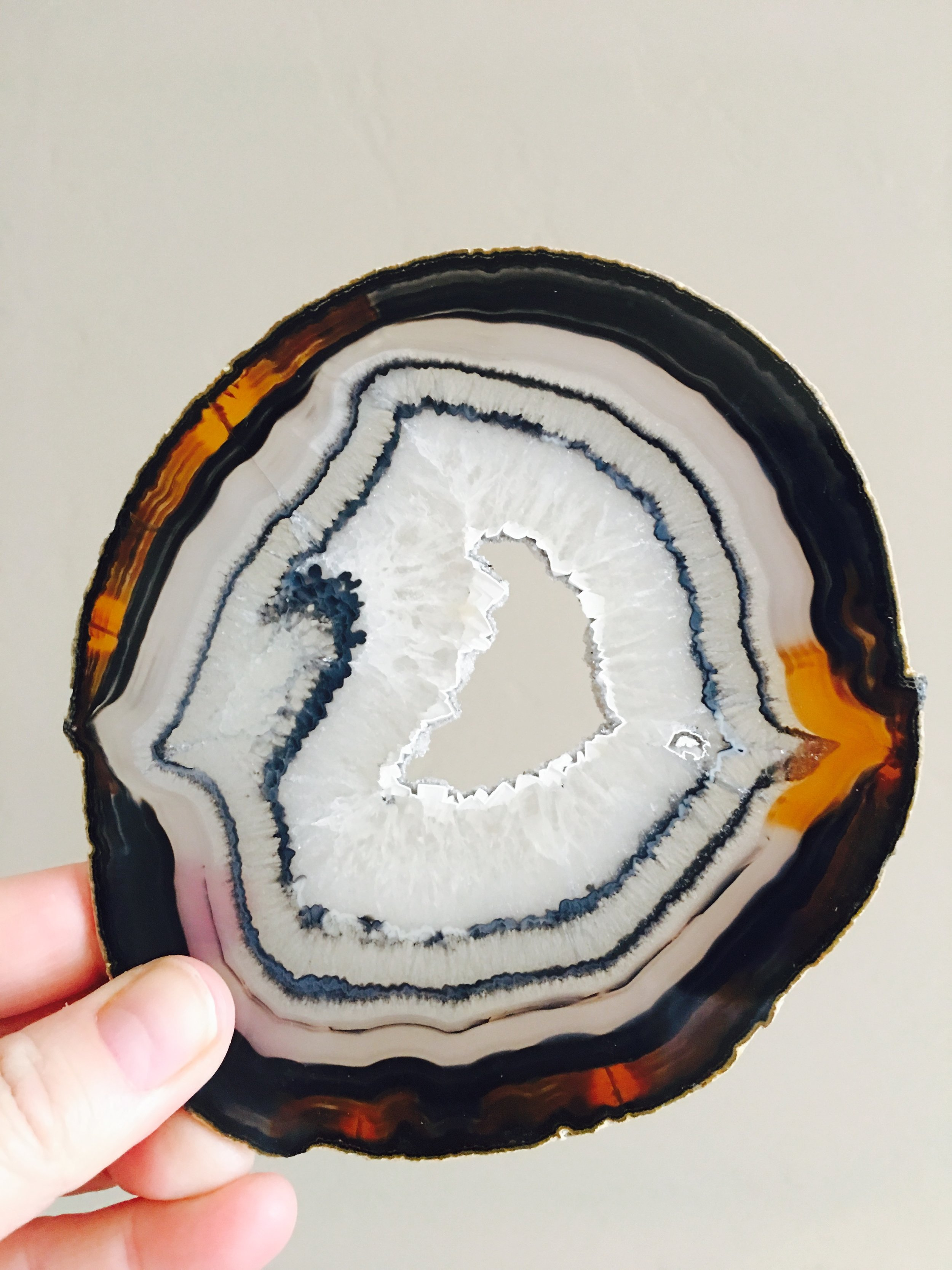 Agate from Tucson