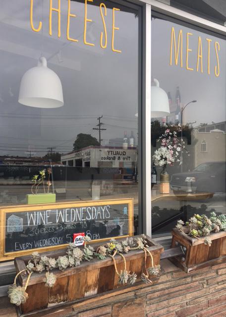 Wine Shop, Mar Vista CA