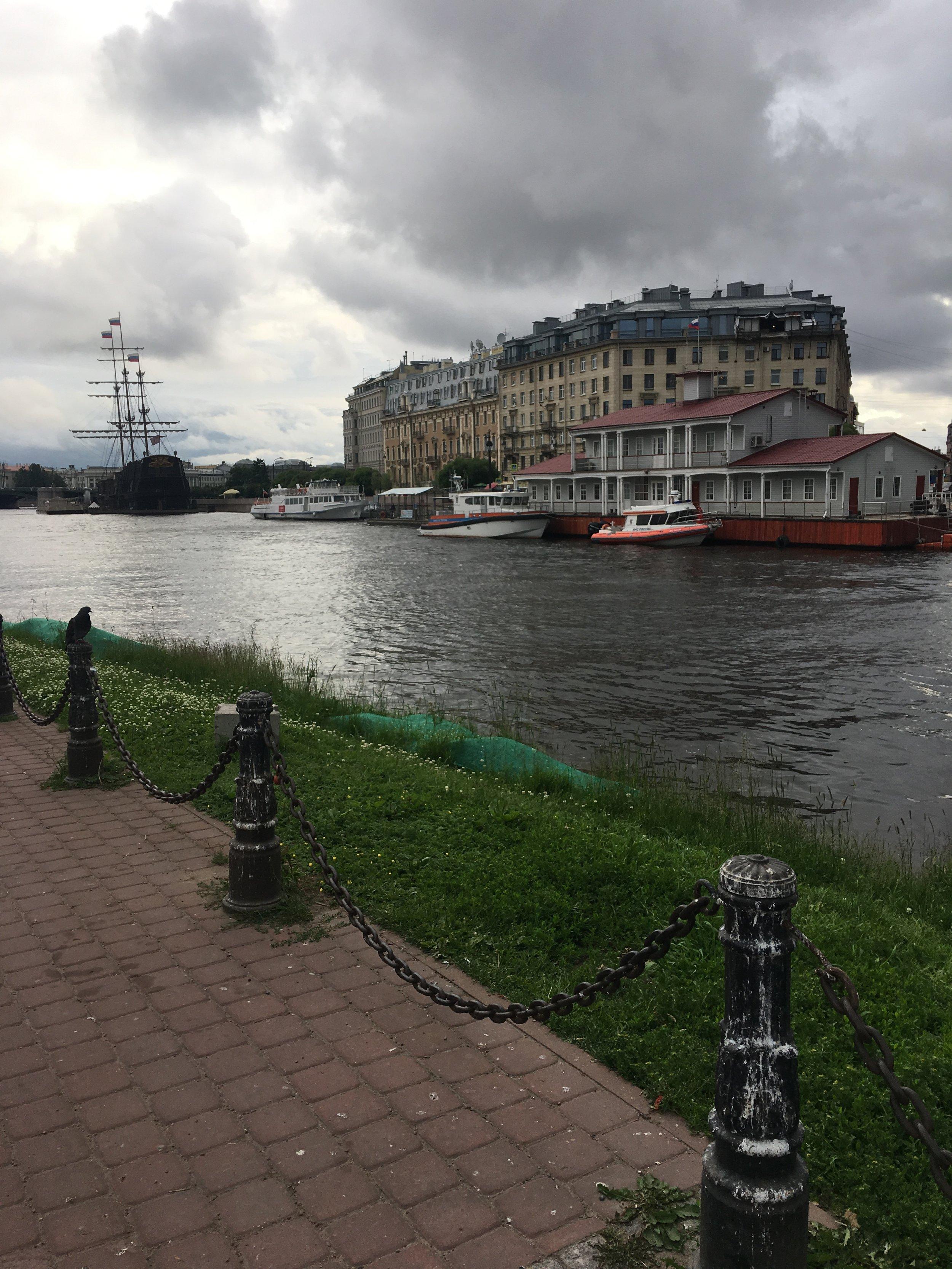 The Neva River