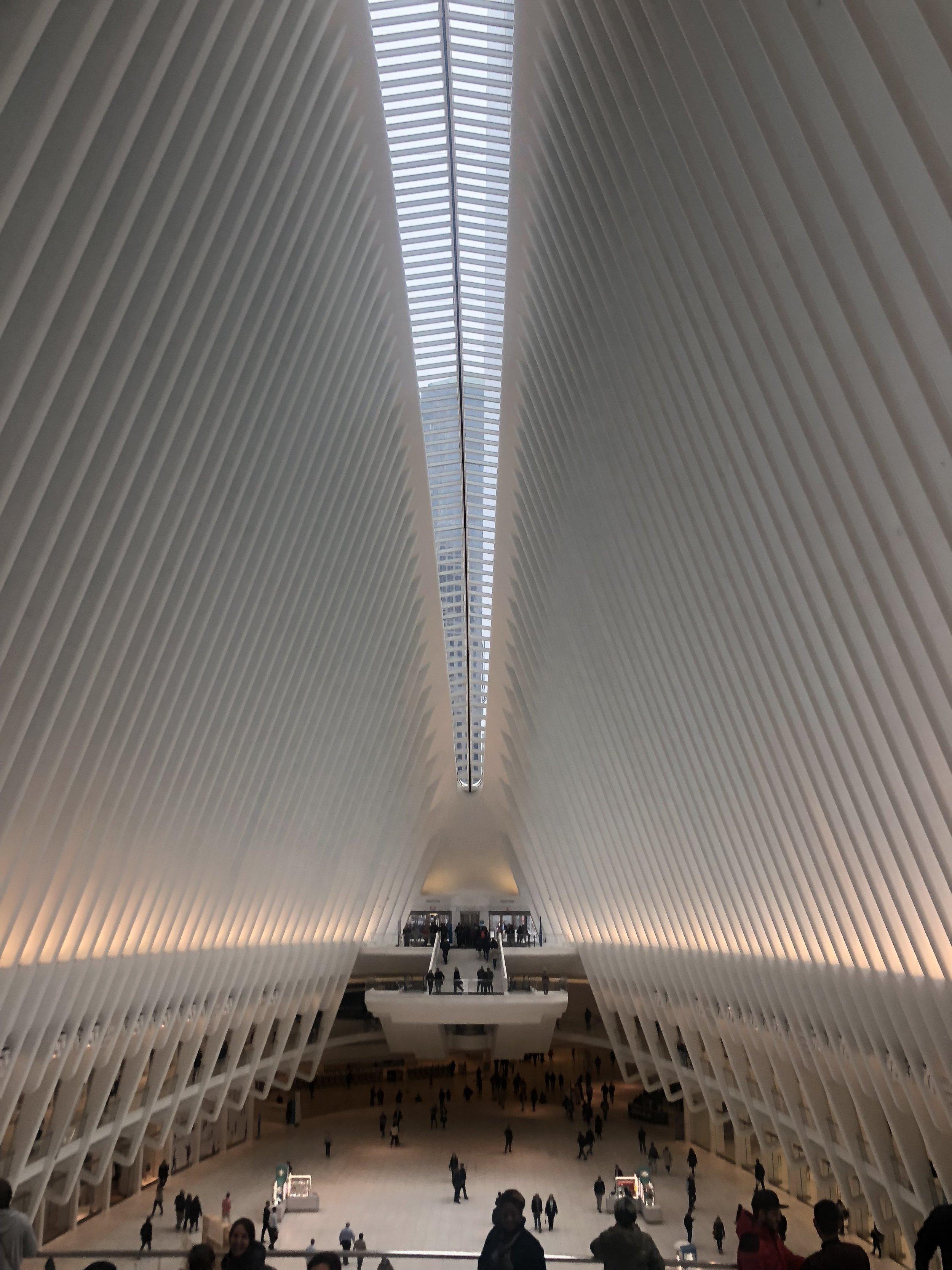 Inside the Oculus