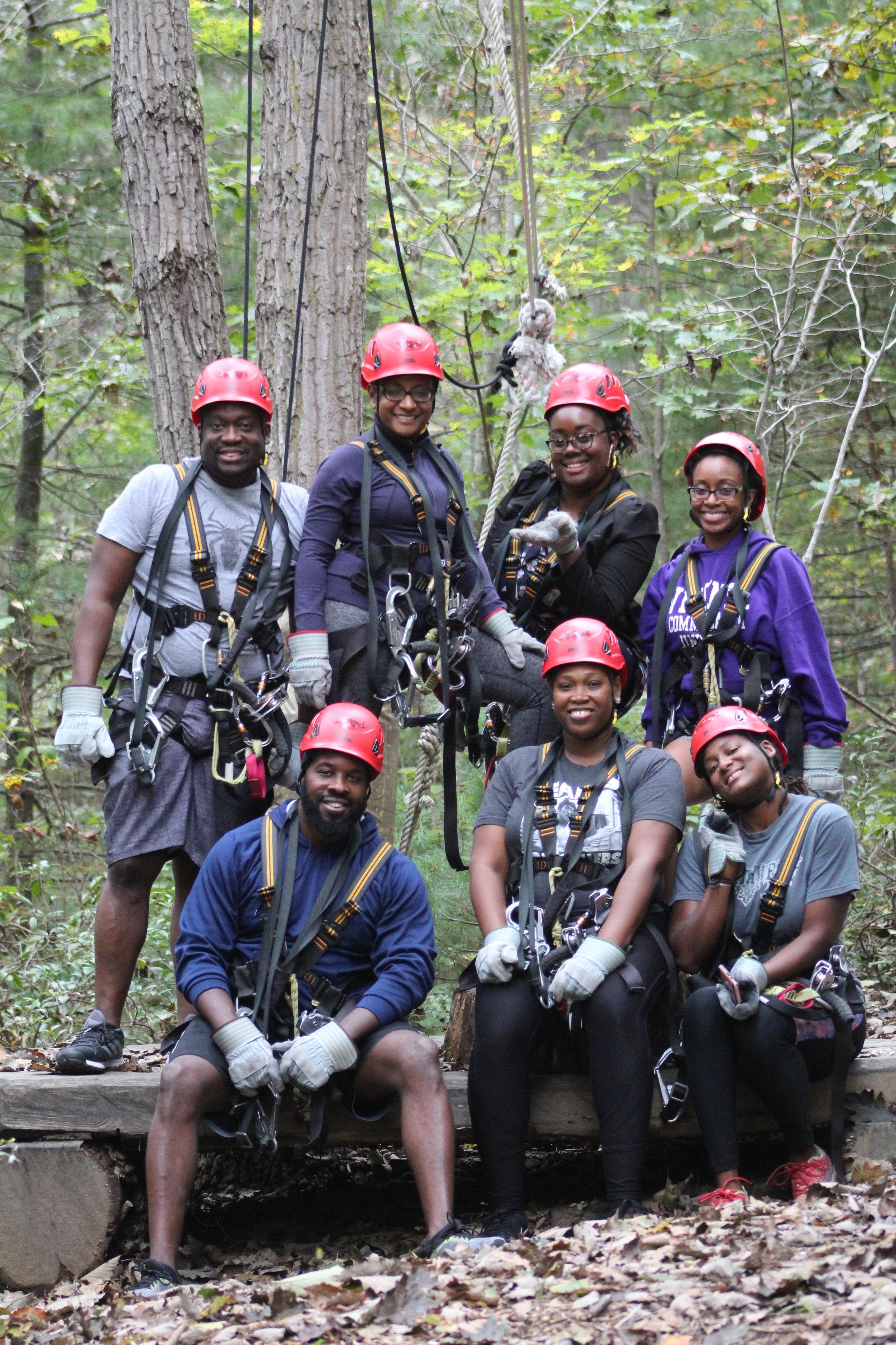 YPFit Zipline Adventure