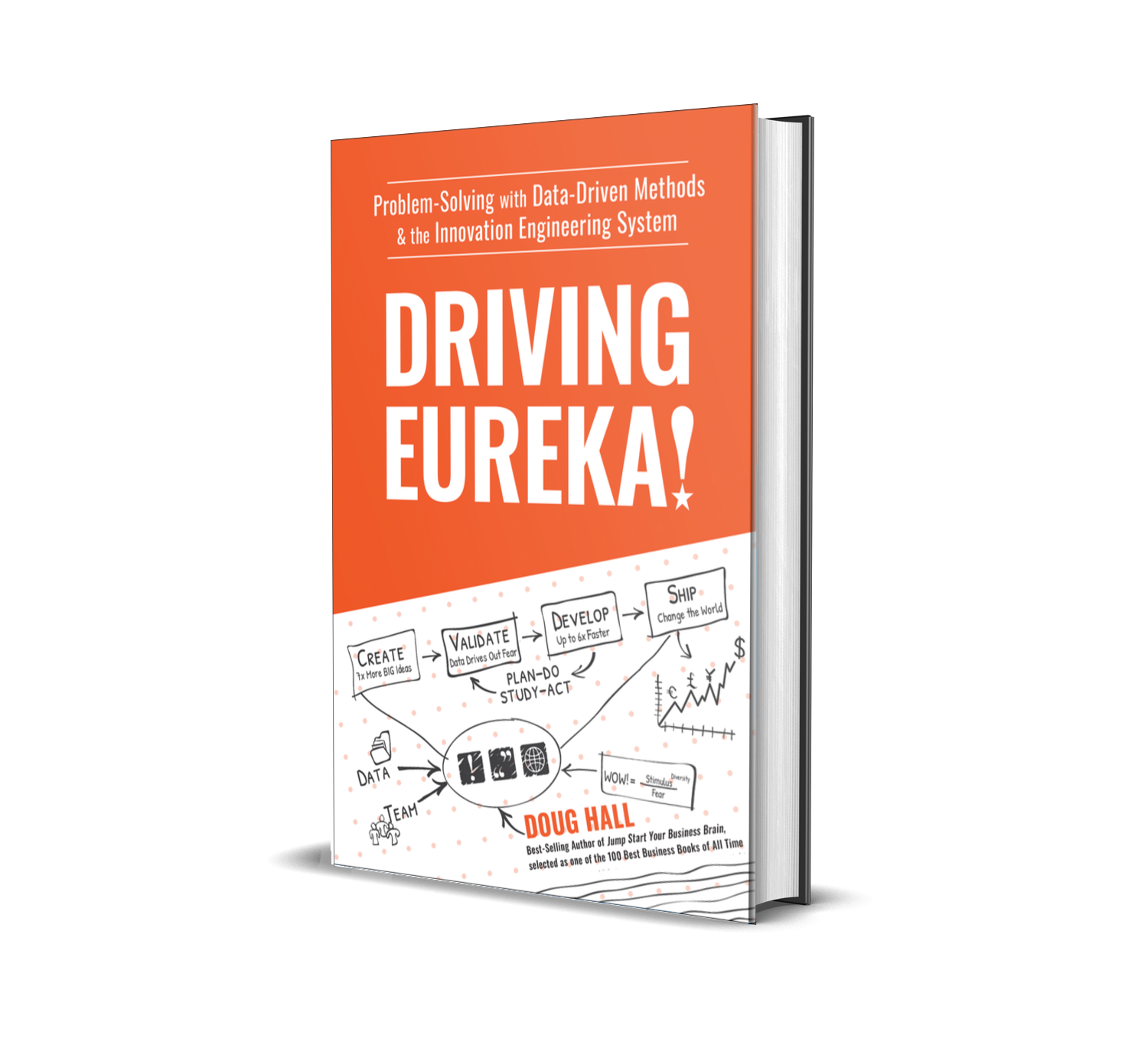 Driving Eureka! Problem-Solving with Data-Driven Methods and the Innovation Engineering System - The 7th release from Eureka! Ranch Founder - Doug Hall