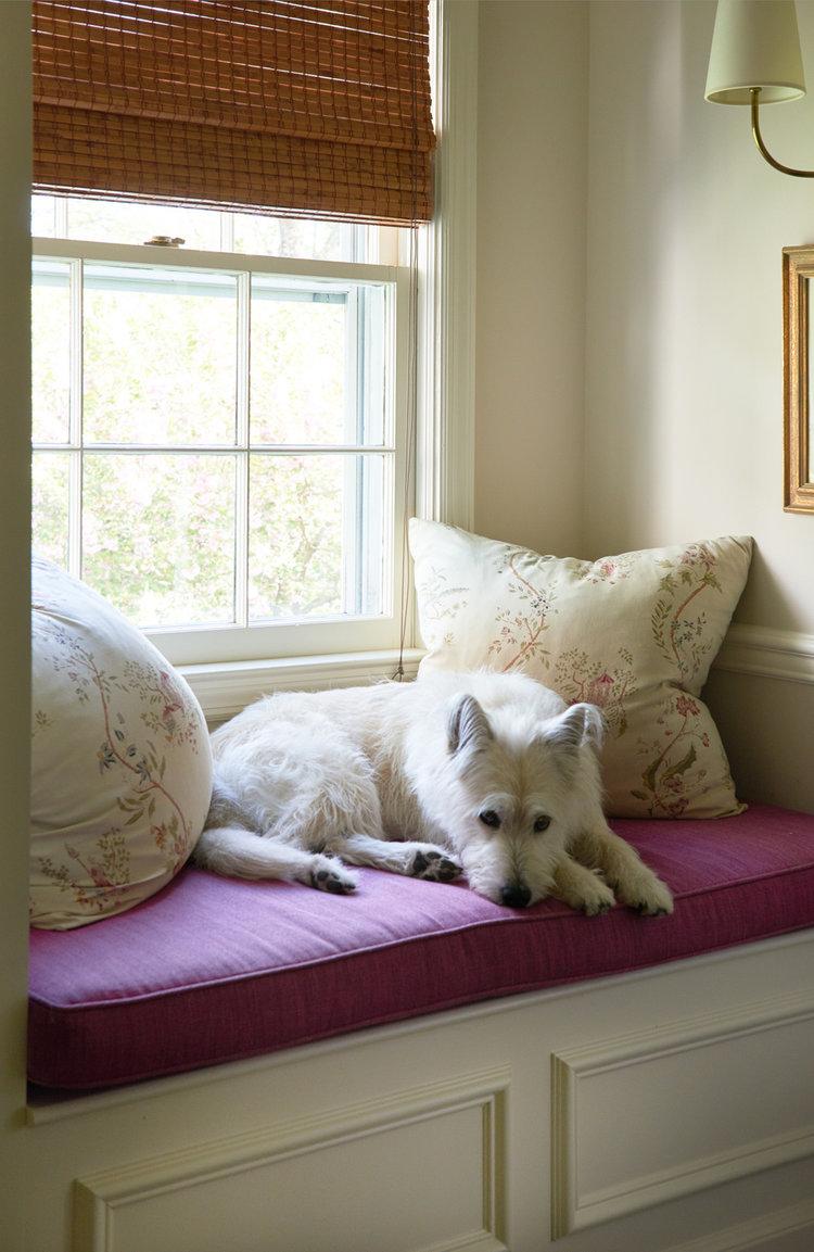 Q Interiors - Window Seat