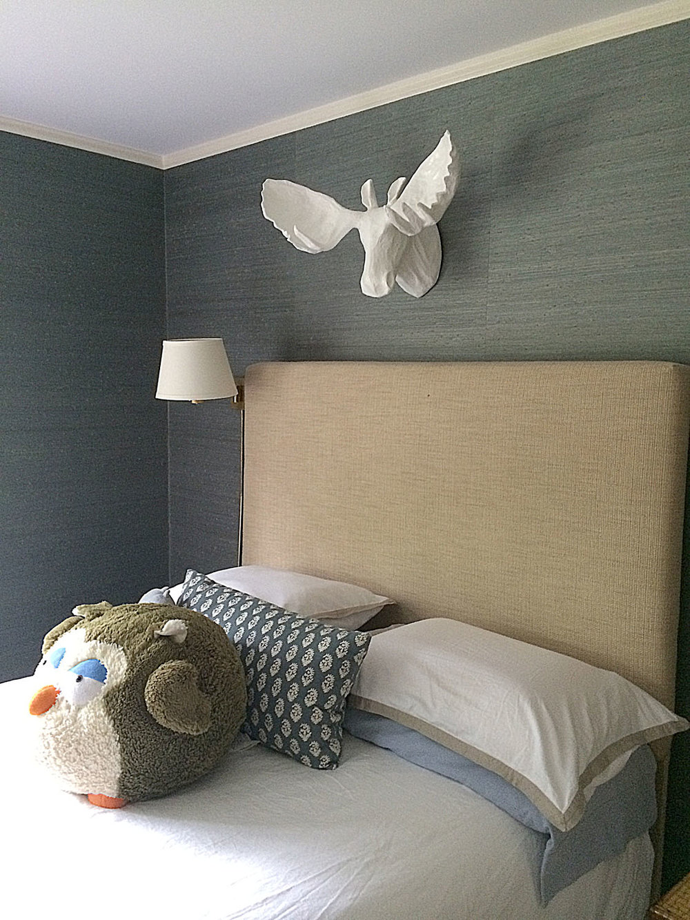 Q Interiors - Kid's Bedroom Design