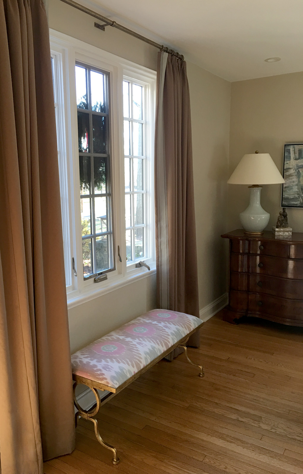Q Interiors - Window Treatments