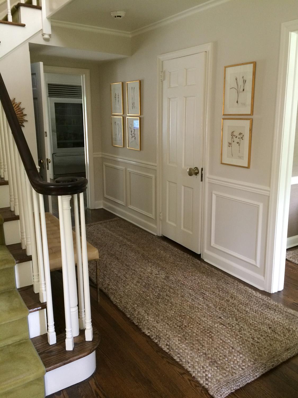 Q Interiors - Foyer Design