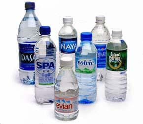 Various Brands of Bottled Water;  http://www.allergybegone.com/newsletter-aug2005-html.html