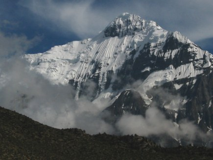 Mt. Everest; Photo by Linda Smith; http://www.filtersforfamilies.org/