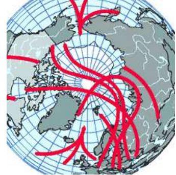 Transportation de contaminants par le vent