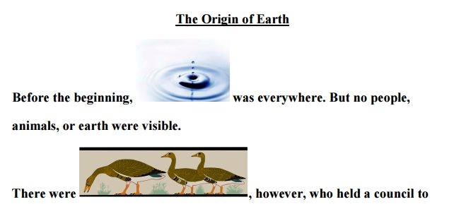 the origin of earth