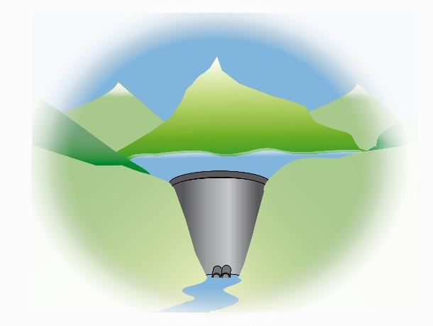 Dam Hydropower Hydroactivity