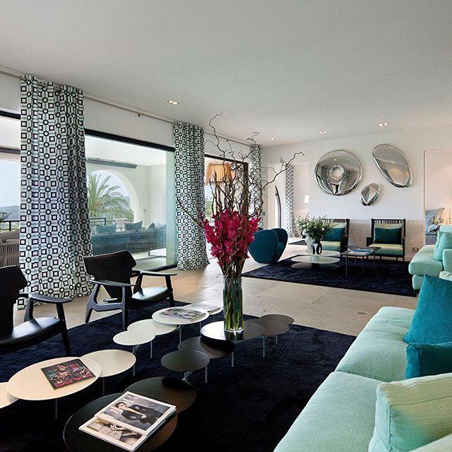 Villa Saint Tropez #kellybedel #kbdesign #deco #interiordesign #design #sainttropez
