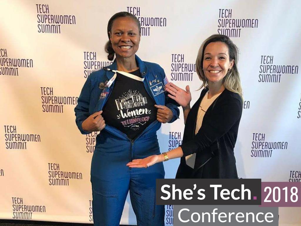 Juntas somos mais - Uma jornada pelo fortalecimento da presença feminina no setor da tecnologia!