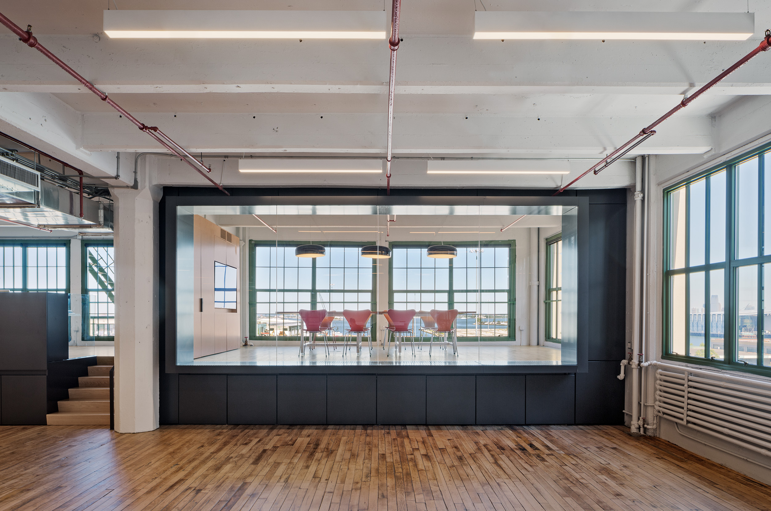 D-LAB  shenton architects