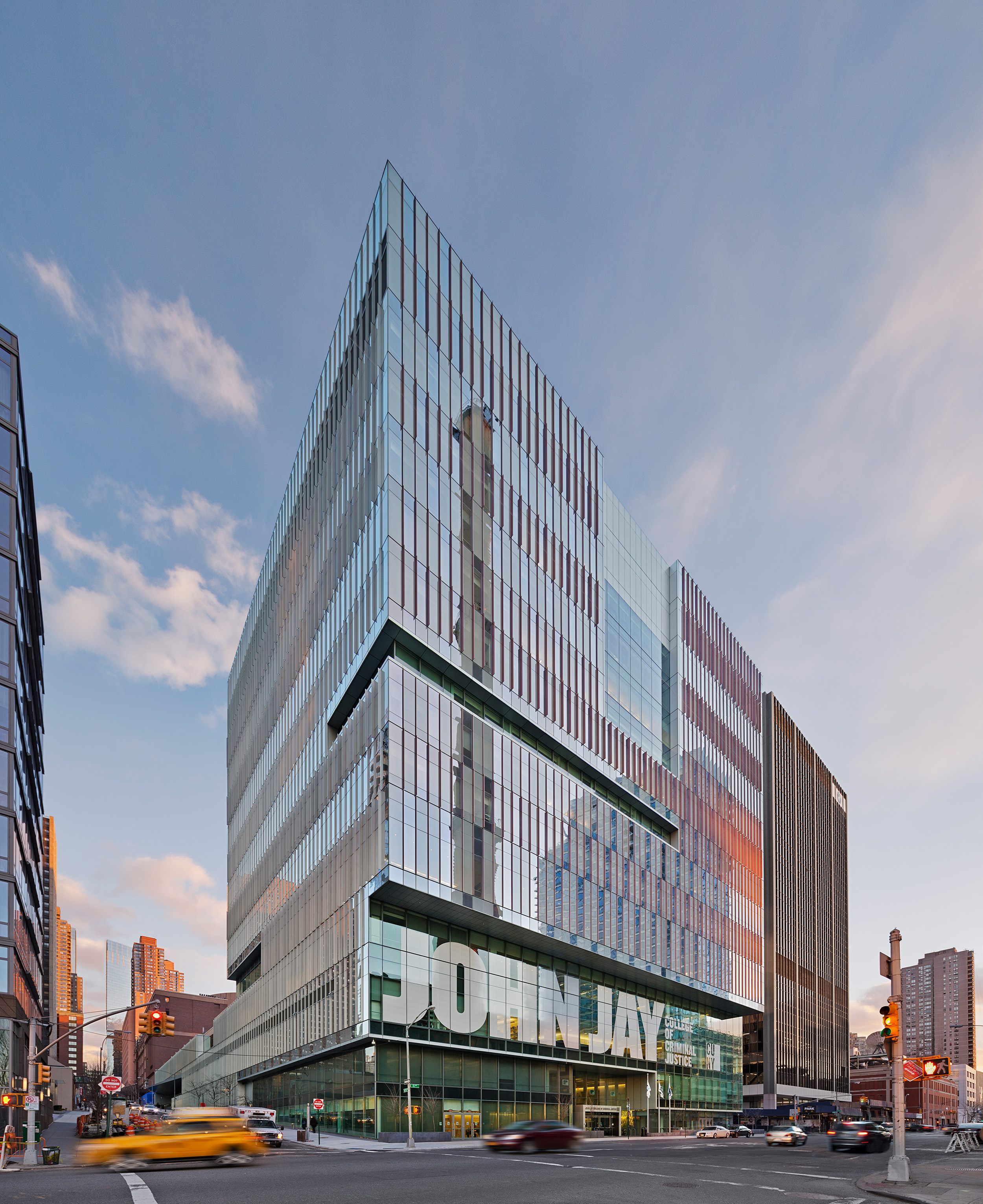 John Jay College of Criminal Justice  Skidmore, Owings & Merrill