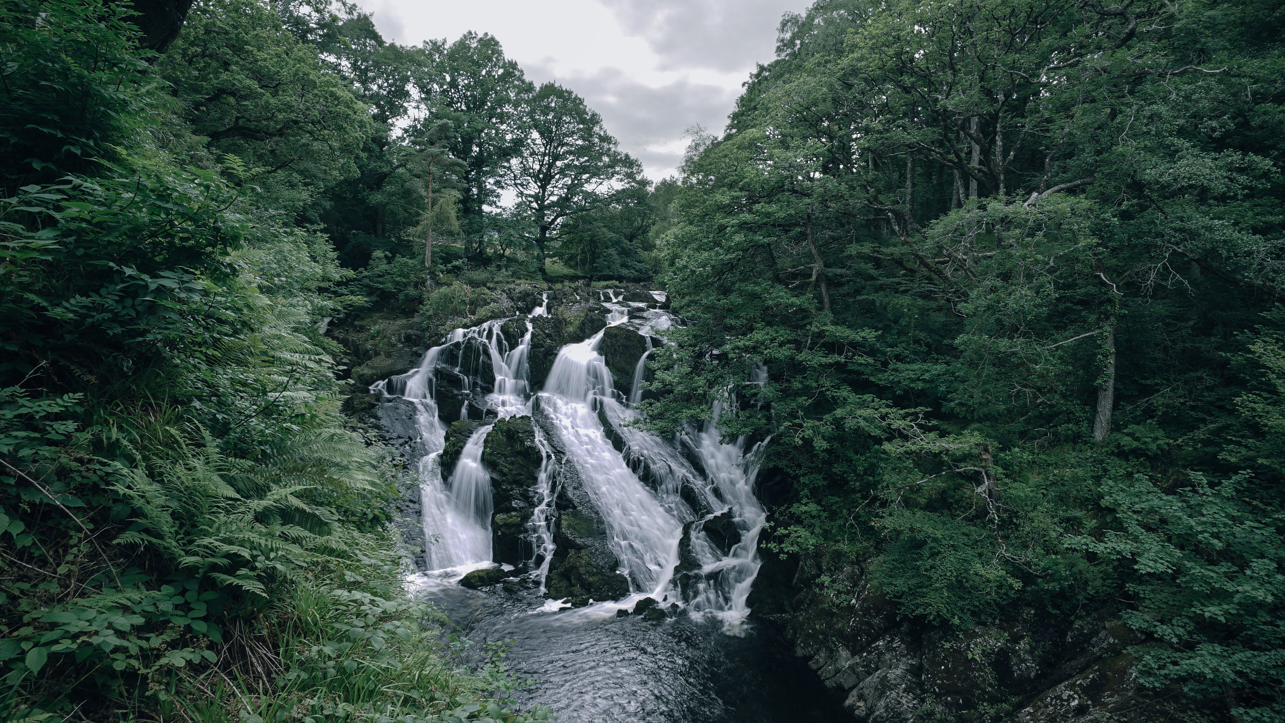 Swallow Falls Snowdonia | Zeiss Lenspire