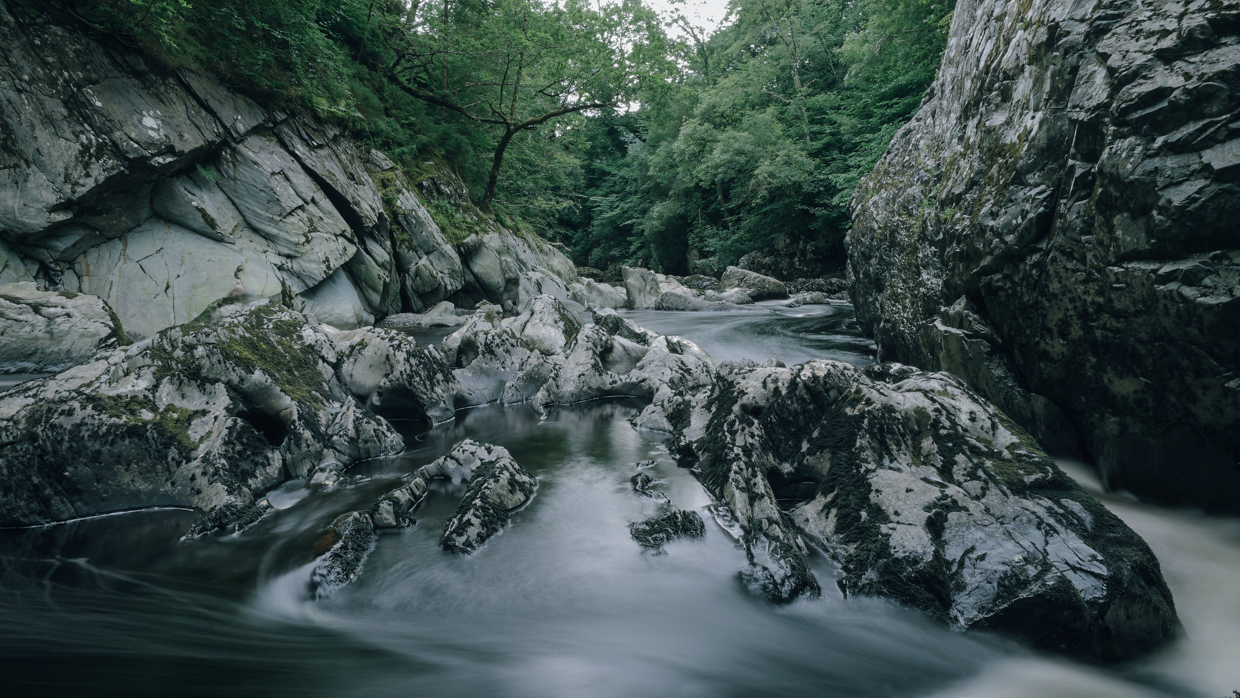 Fairy Glen Snowdonia | Zeiss Lenspire