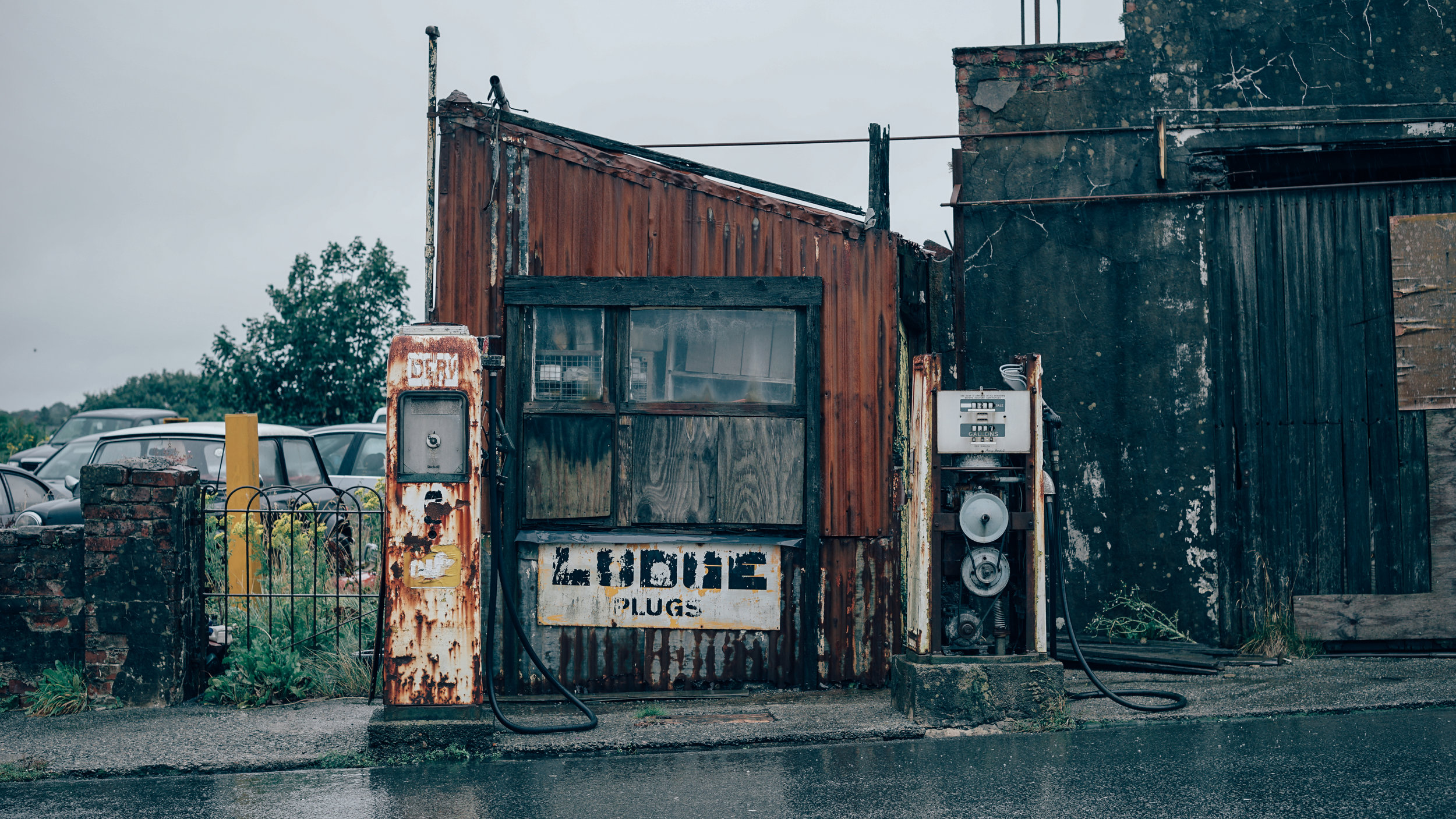 Rural Filling Station | Zeiss Lenspire