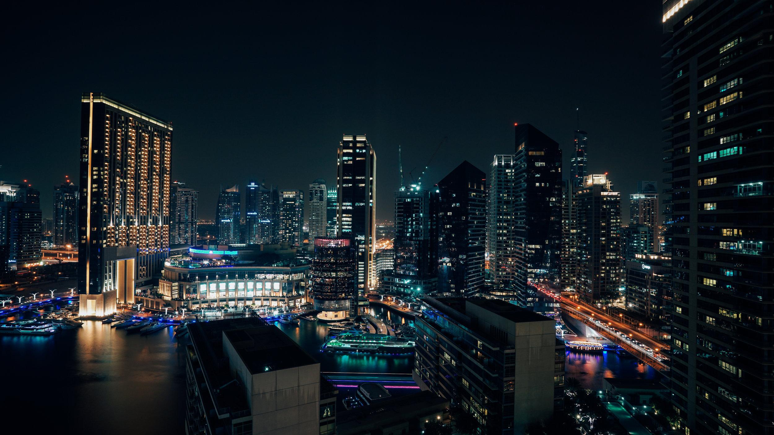 Dubai Marina | Zeiss Lenses