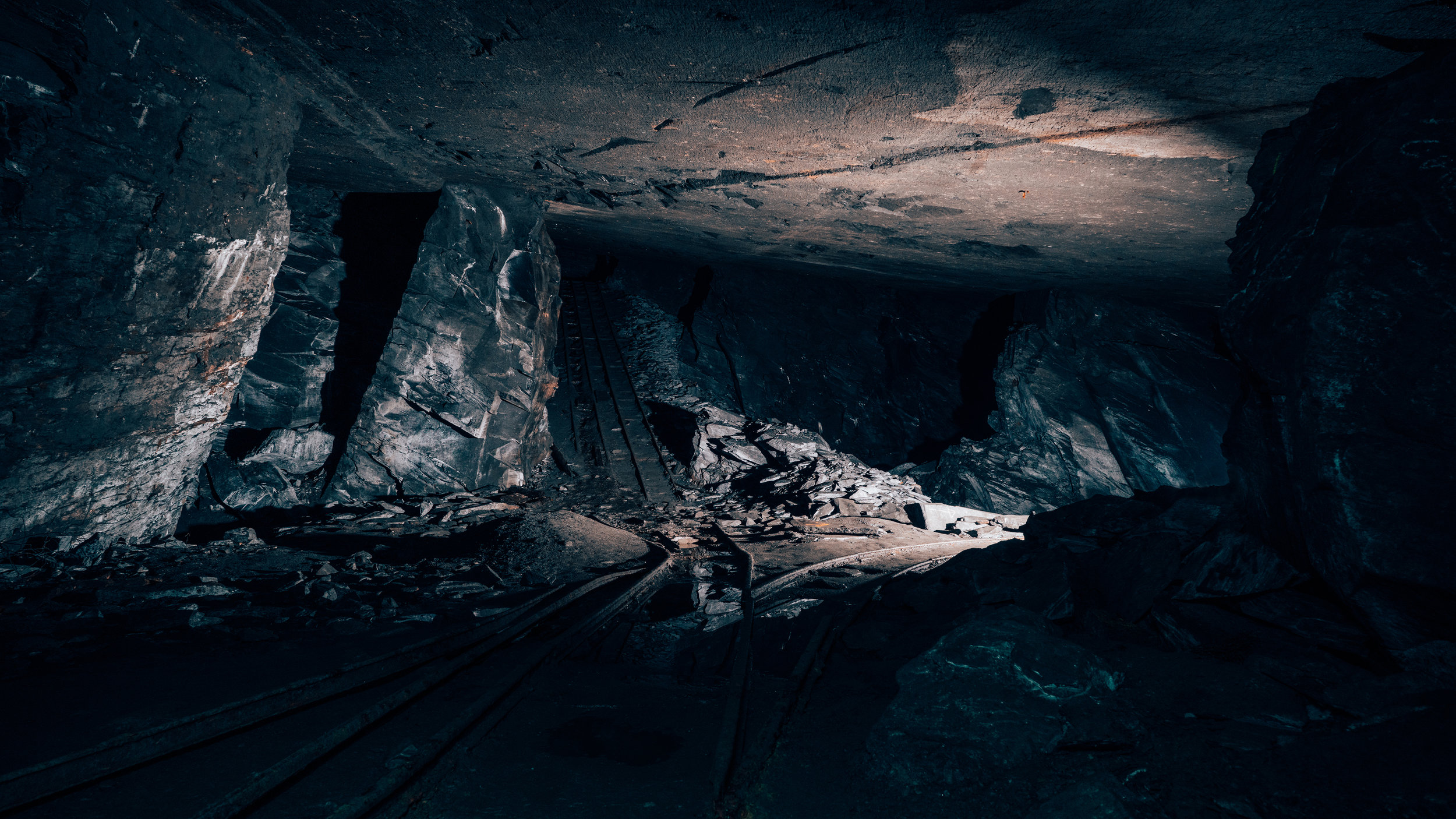 Penarth Mine | Lost Industry | Zeiss Lenses