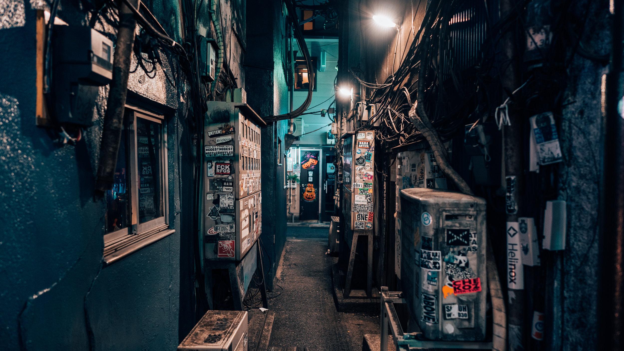 Golden Gai | Tokyo Series | Zeiss Lenses