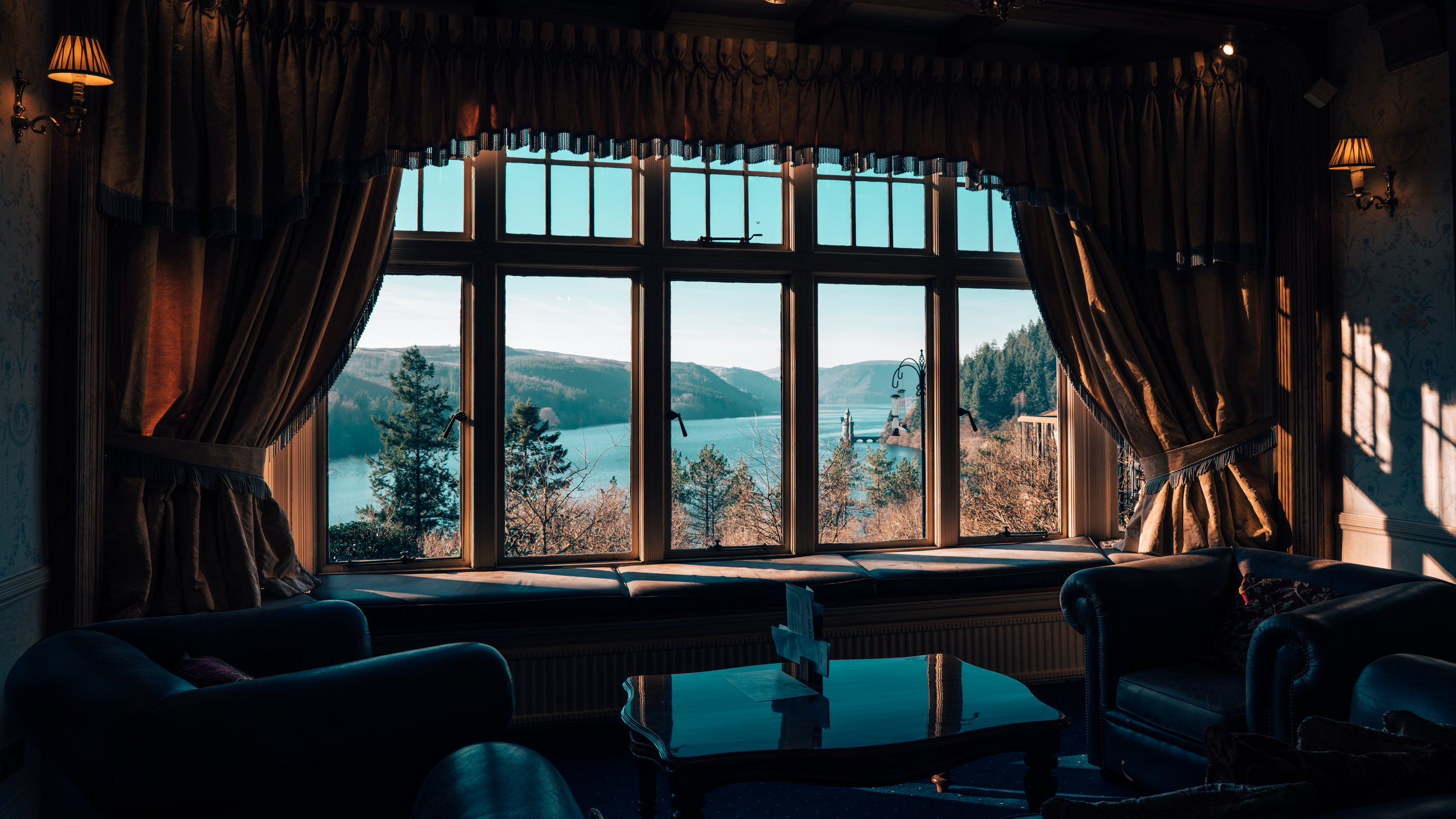 Room Views | Lake Vyrnwy Hotel