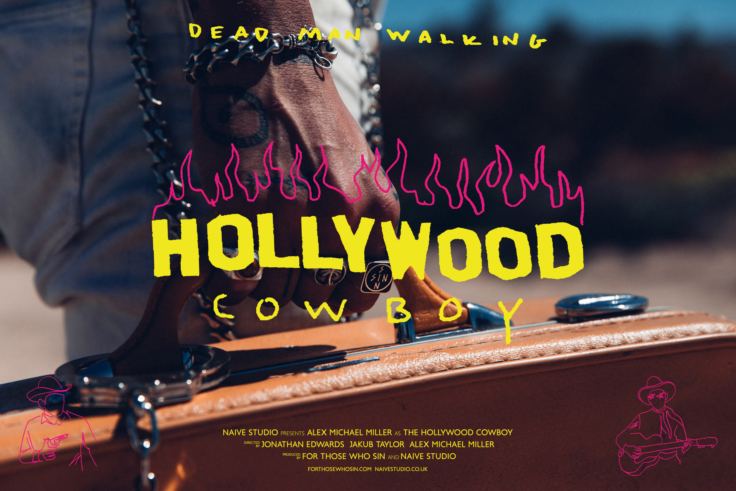 Hollywood Cowboy | For Those Who Sin | Naive
