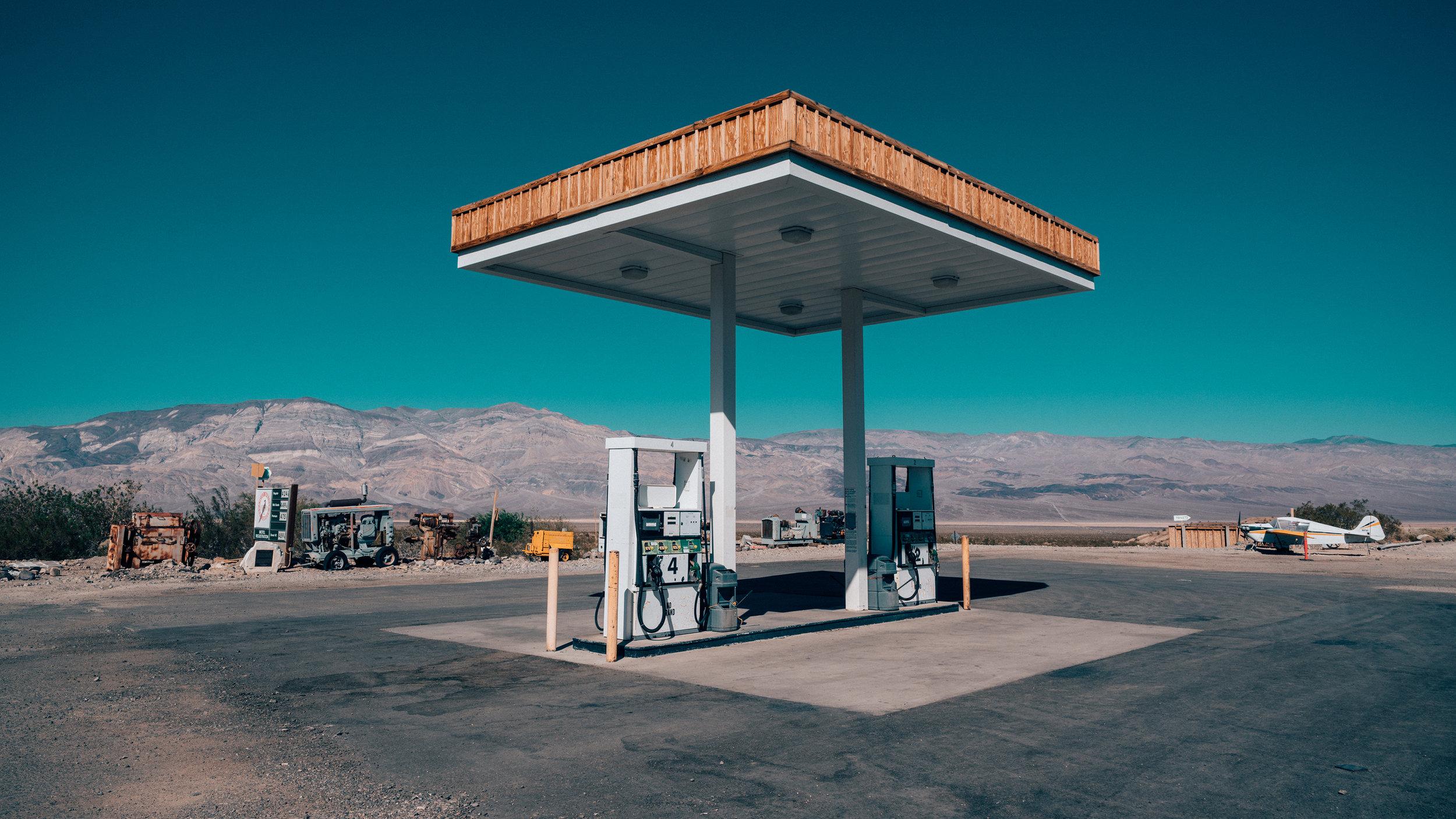 Panamint Springs | Nevada | Zeiss Lenses